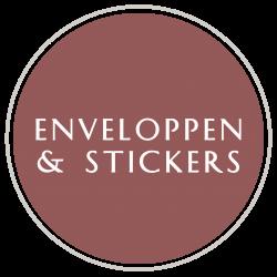 3. ENVELOPPEN & STICKERS
